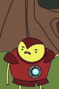 "2010: ""Mad: Avenger Time"" (serie de TV) Foto:Marvel Comics"