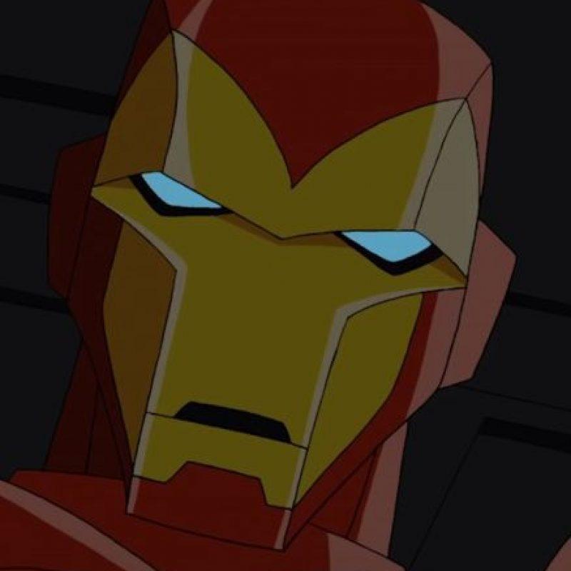 """2010: """"The Avengers: Earth's Mightiest Heroes"""" (serie de TV) Foto:Marvel Comics"""