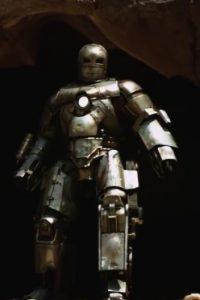 "2008: ""Iron Man"" (cine) Foto:Marvel Comics"