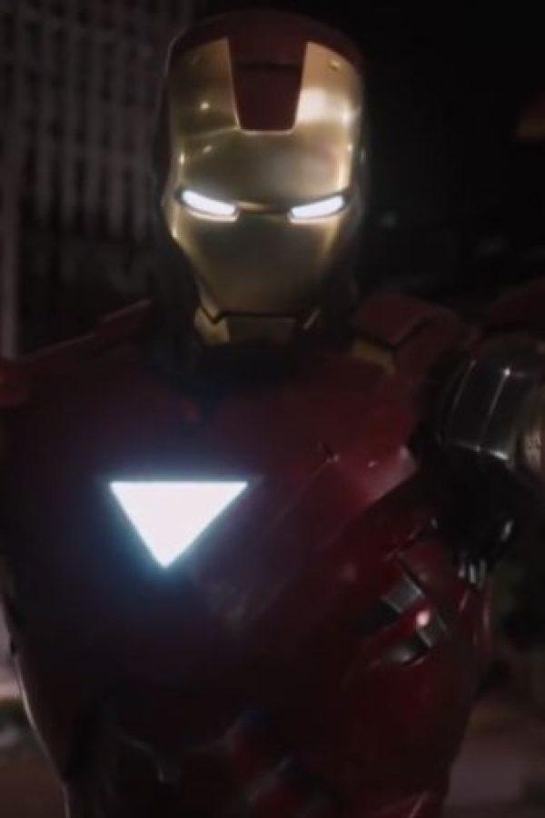 "2012: ""The Avengers"" (cine) Foto:Marvel Comics"