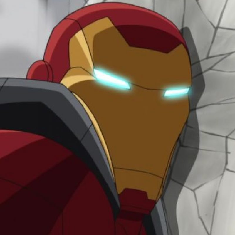 "2012: ""Ultimate Spiderman"" (serie de TV) Foto:Marvel Comics"