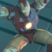 "2013: ""Iron Man & Hulk: Heroes United"" (película) Foto:Marvel Comics"