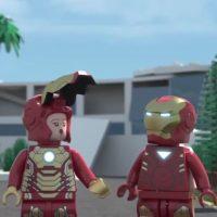 """2013: """"Lego Marvel Super Heroes: Maximum Overload"""" (película) Foto:Marvel Comics"""
