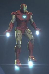 "2014: ""Iron Man & Capitan America: Heroes United"" (película) Foto:Marvel Comics"
