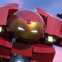 """2015: """"Lego Marvel Super Heroes: Avengers Reassembled"""" (película) Foto:Marvel Comics"""