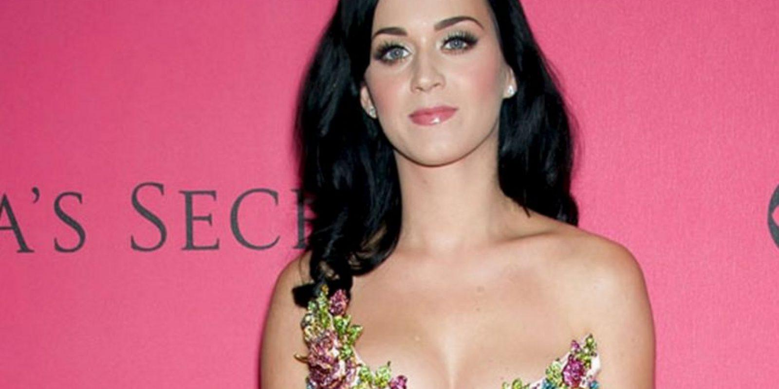 Katy Perry es una de las más eclécticas cantantes pop y un símbolo de belleza para muchos. Foto:vía Getty Images