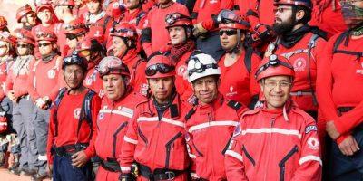 Brigada de Rescate Topos Tlaltelolco reitera que no está en Ecuador