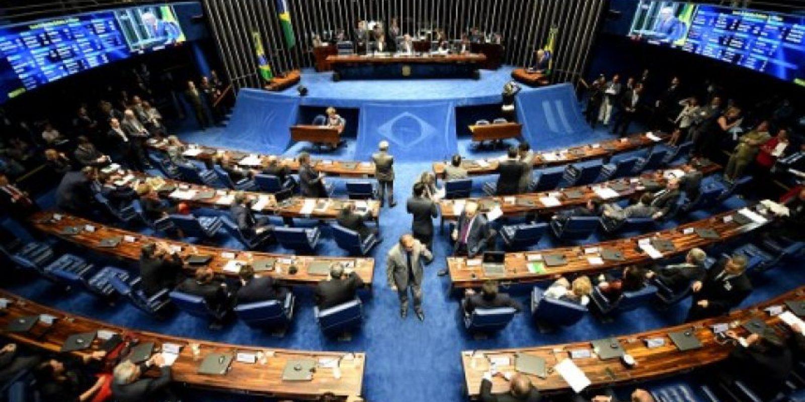 Quien podría suplirla en su cargo. Foto:AFP