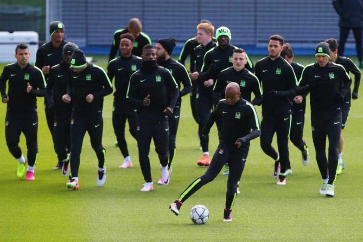 En la Premier League son terceros de la clasificación, con 64 unidades. Foto:Getty Images