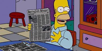 Homero contestará todas tus dudas en un episodio en vivo