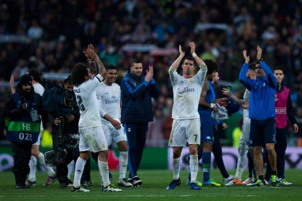 Uno menos que los líderes Barcelona y Atlético. Foto:Getty Images