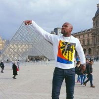 Todo comenzó hace una semana en París. Foto:Vía instagram.com/floydmayweather