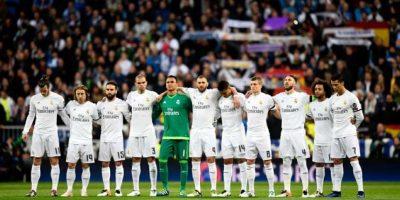 Real Madrid comienza su camino a la final de la Champions League ante el Manchester City. Foto:Getty Images