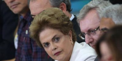 Reelecta en 2014, Dilma Rousseff podría terminar próximamente su mandato. Foto:AP