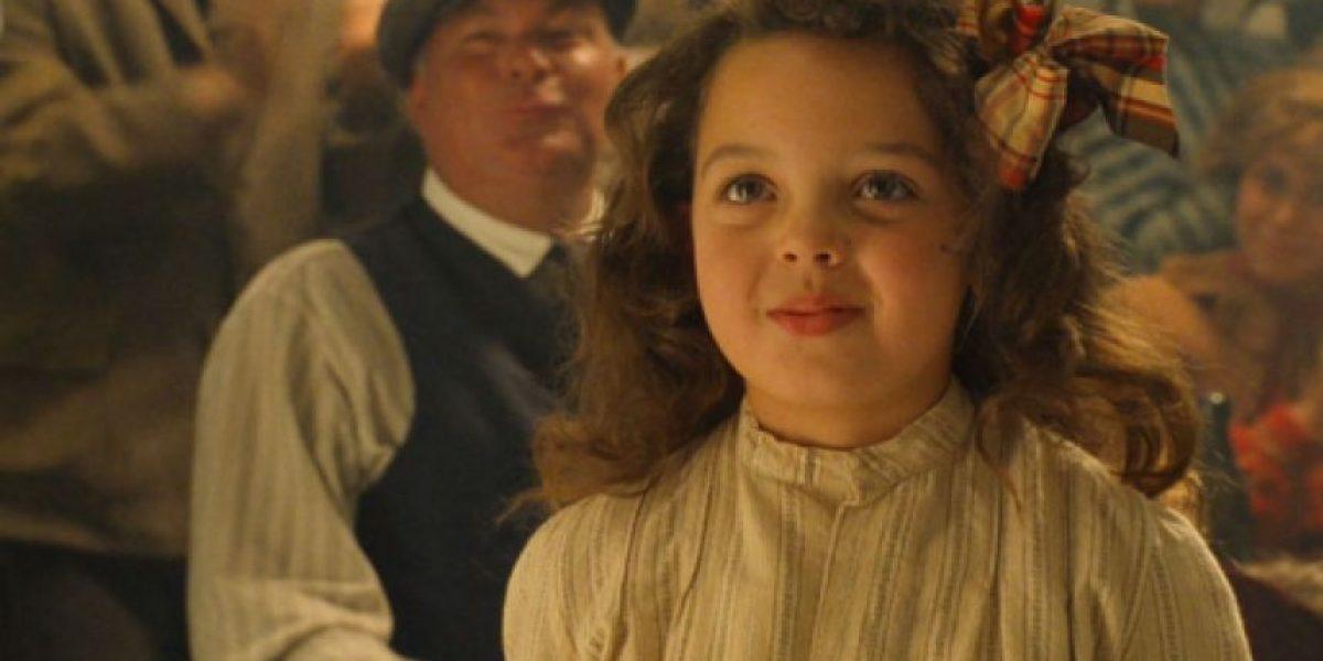 """Así luce la niña del """"Titanic"""" casi 20 años después"""
