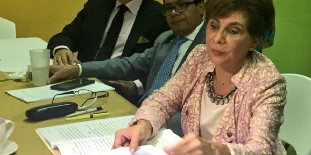 Encuentro por Guatemala denuncia a extitulares de la PGN vinculado al caso TCQ
