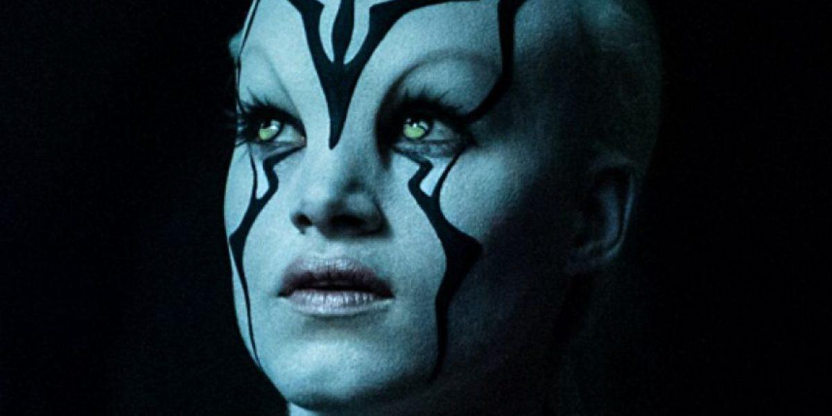 "FOTO. Primeras imágenes de Sofia Boutella como Jaylah en ""Star Trek Beyond"""