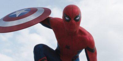 """Spiderman vuelve a aparecer en el último tráiler de """"Civil War"""""""