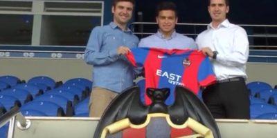 Guatemalteco Daniel Guay firma con el Levante U. D.