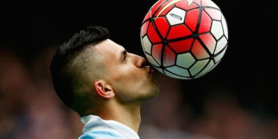 Sergio Agüero, referente del Manchester City Foto: Getty Images