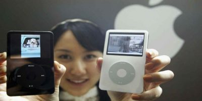 En 2003 Apple crea iTunes para complementar al iPod. Foto: Getty Images