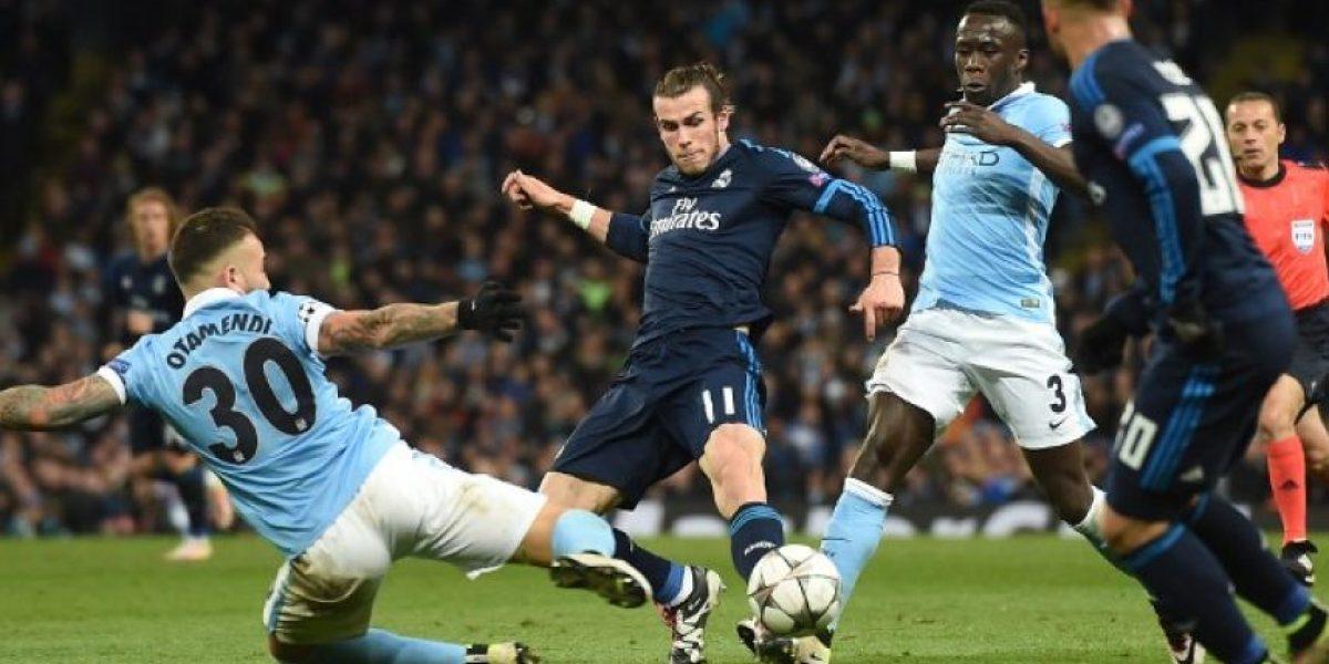 Resultado del partido Manchester City vs Real Madrid, semifinales de ida de Champions League 2015-2016