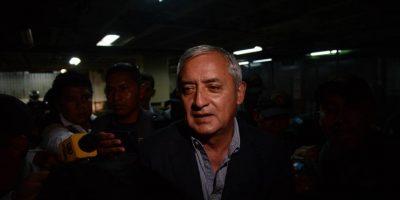 Expresidente Otto Pérez critica a la CICIG por ser