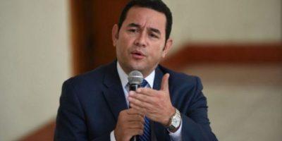 PGN espera instrucciones de Jimmy Morales para actuar en caso TCQ