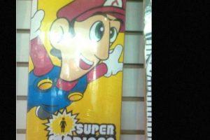 Super Mariano, más estilizado que Mario. Foto:vía Tumblr/ Bootleg Action Figures