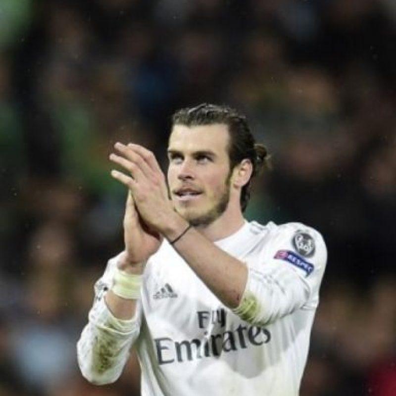 Delantero: Gareth Bale Foto:AFP