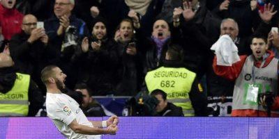 Delantero: Karim Benzema Foto:AFP