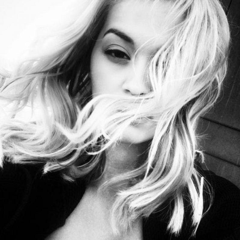 En estas fotos extrañamente Rita luce parecida a Beyoncé Foto:Vía Instagram/@ritaora