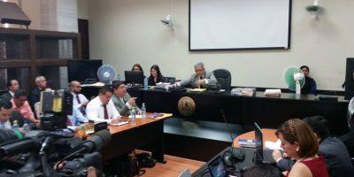 Continúa audiencia de primera declaración en caso TCQ