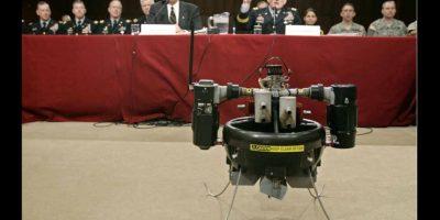 """""""No serán herramientas, sino miembros de las tropas"""", dijo Willie Smith, jefe del equipo de sistemas no tripulados de EE.UU. Foto:Getty Images"""