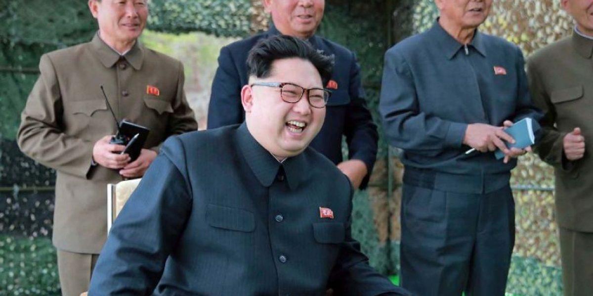 Kim Jong-un lanza misiles cada vez que ¿se enoja?
