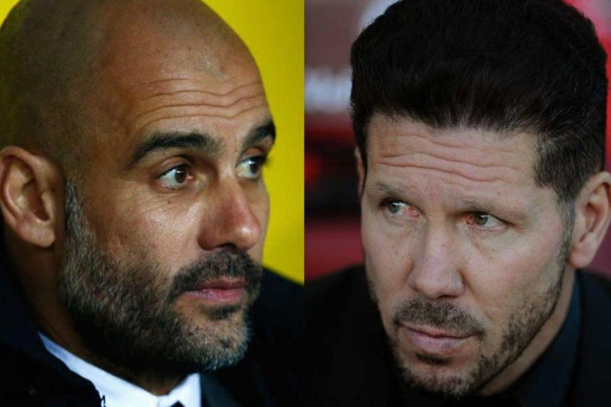 El cual enfrentará no sólo a dos grandes equipos, sino también a dos de los mejores entrenadores del mundo. Foto:Getty Images