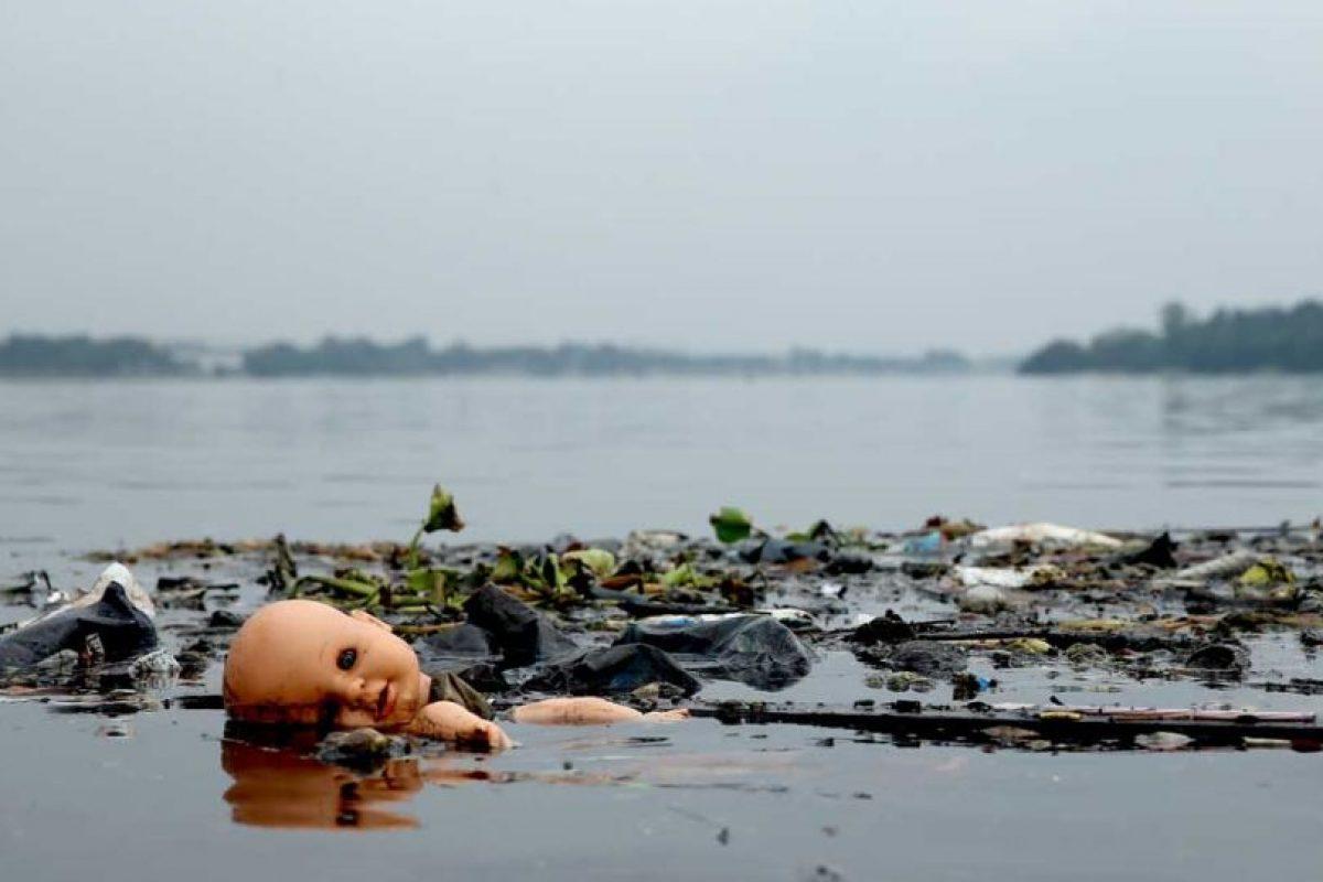 4. Contaminación de las aguas Foto:Getty Images