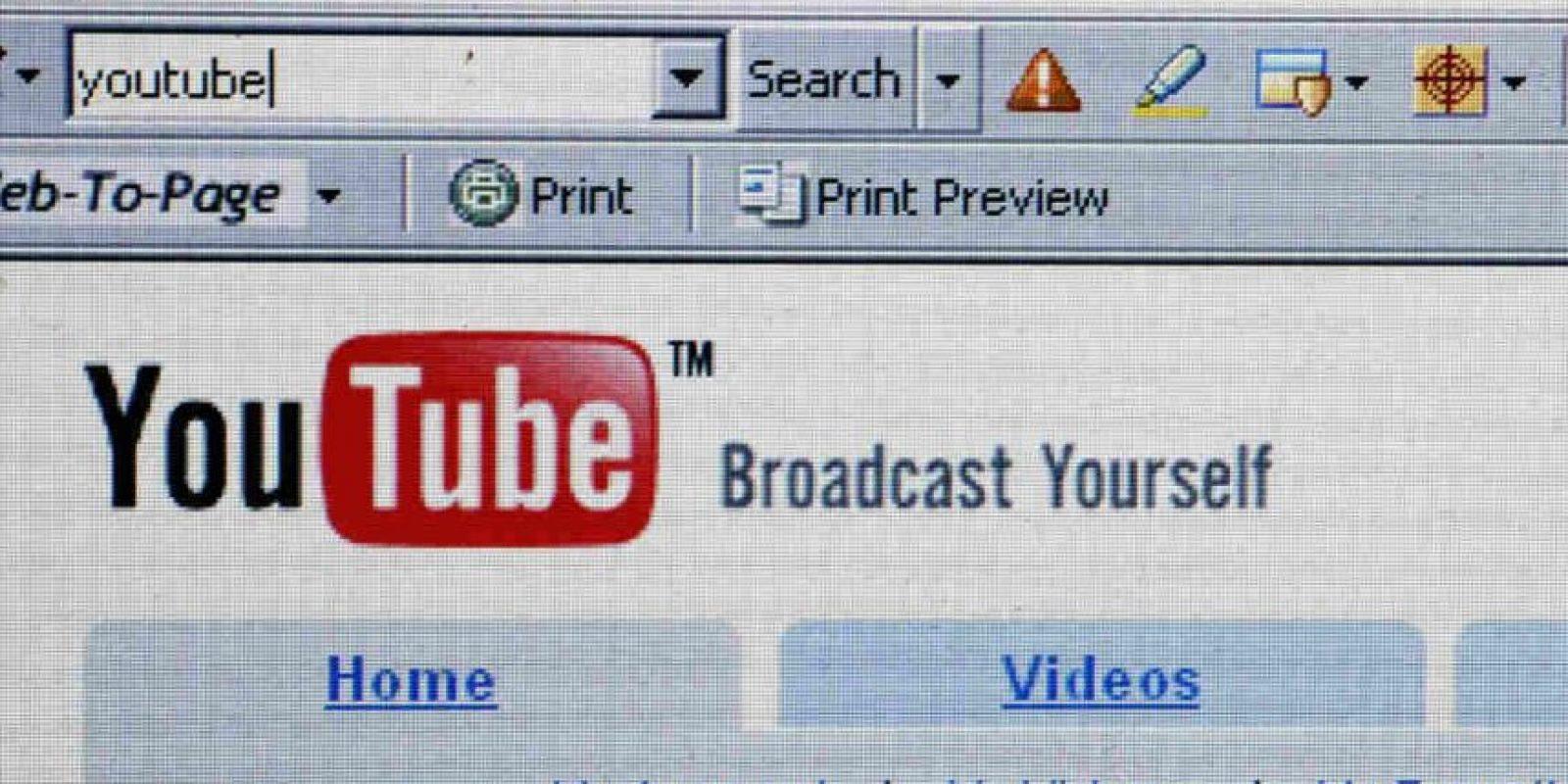 Y se ha visto afectada por la integración de videos a Facebook. Foto:Getty Images