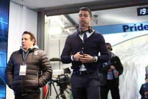 """E incluso, Zinedine Zidane aseguró que """"CR7"""" se encontraba al 100% y que estaría en Etihad Stadium. Foto:Getty Images"""