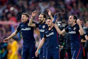 Que en octavos de final se impusieron al PSV Eindhoven. Foto:Getty Images