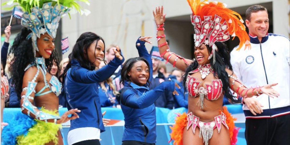 Últimas noticias celebración a 100 días de los Juegos Olímpicos de Rio 2016