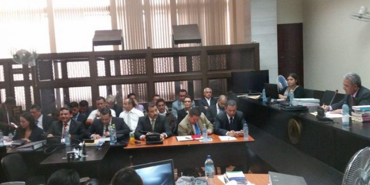Con testimonio de tercer testigo, continúa audiencia de primera declaración en caso TCQ