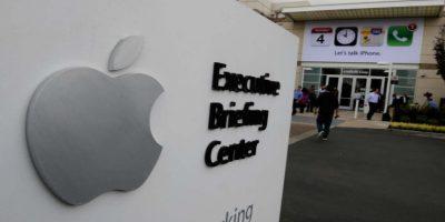 Recientemente Apple anunció una importante caída en sus ventas. Foto:Getty Images