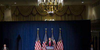 De los mil 237 delegados necesarios para ser candidato. Foto:AP
