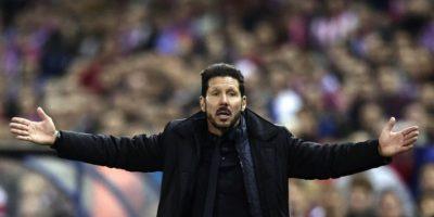 Detalles de los partidos de sanción para Diego Simeone (