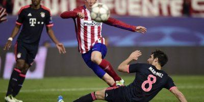 Resultado del partido Atlético de Madrid vs Bayern Múnich, semifinales de ida de Champions League 2015-2016