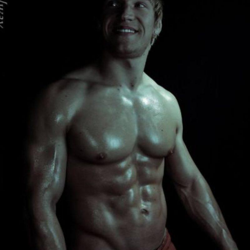 Ahora es modelo fitness. Tiene otra novia. Foto:vía Facebook/Jack Darby