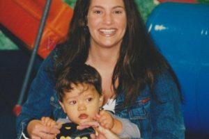 Jennifer Nicole Lee tuvo su segundo hijo y se odiaba. Foto:vía Facebook/Jennifer Nicole Lee