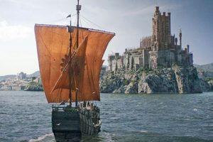 Muchas escenas exteriores e interiores se graban en Irlanda del Norte. Foto:Facebook.com/GameOfThrones