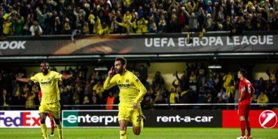 Resultado del partido Villarreal vs Liverpool, semifinales de ida de la Europa League 2015-2016